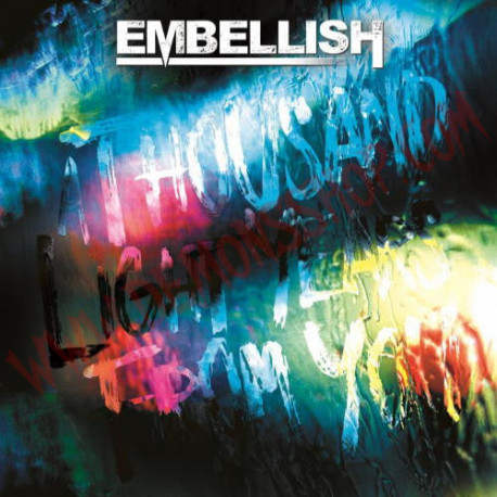 Vinilo LP Embellish - A Thousand Lightyears From You