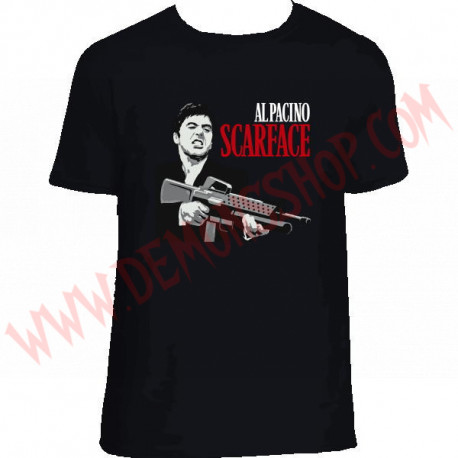 Camiseta MC Scarface