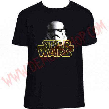 Camiseta MC Star Wars Trooper