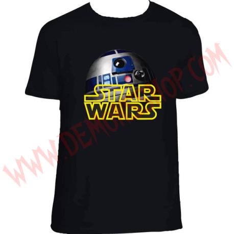 Camiseta MC Star Wars R2D2