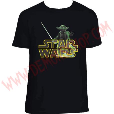 Camiseta MC Star Wars YODA