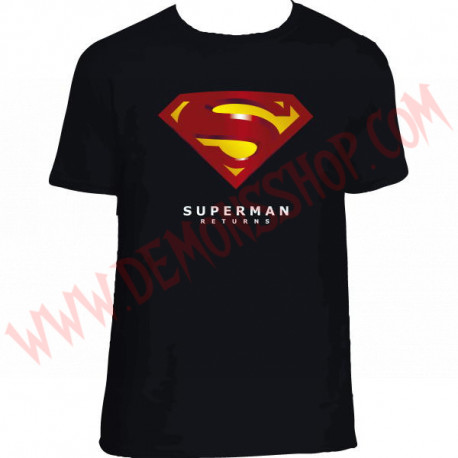 Camiseta MC Superman
