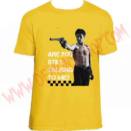 Camiseta MC Taxi Driver