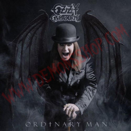 CD Ozzy Osbourne - Ordinary man