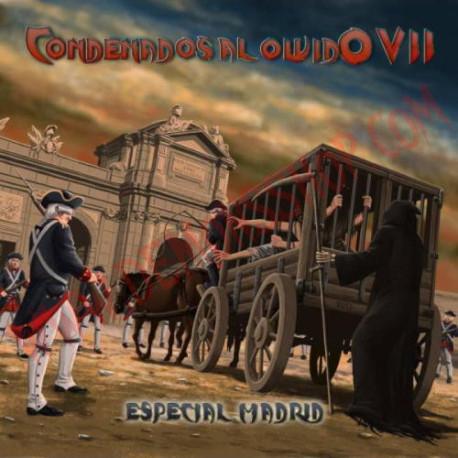 CD Condenados al Olvido VII - Especial Madrid