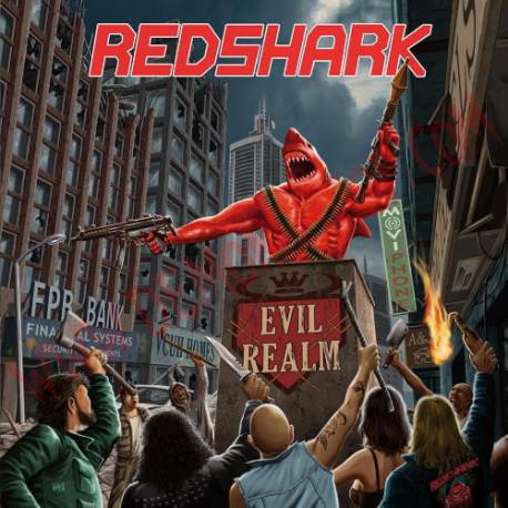 CD Redshark - Evil Realm