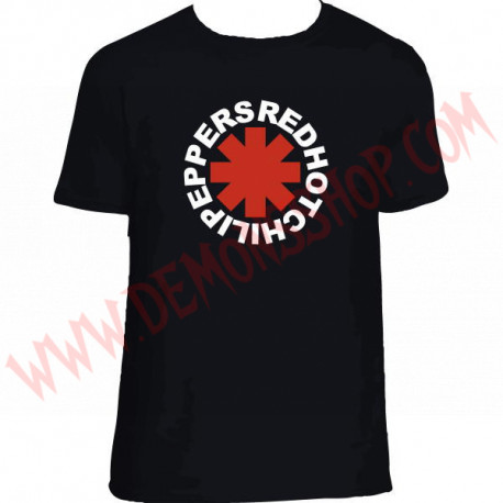 Camiseta MC Red Hot chili Peppers