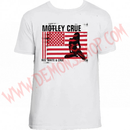 Camiseta MC Motley Crue