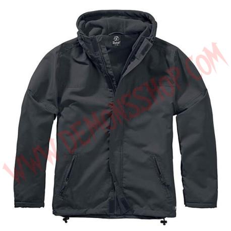 Chaqueta Windbreaker Frontzip Black