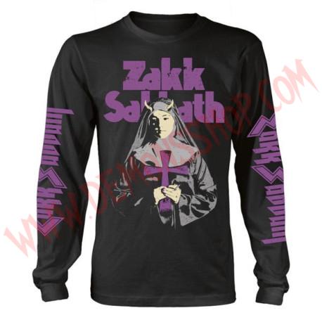 Camiseta ML Zakk Wylde