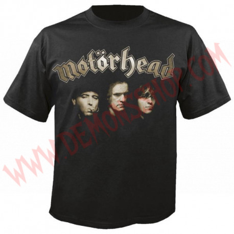 Camiseta MC Motorhead