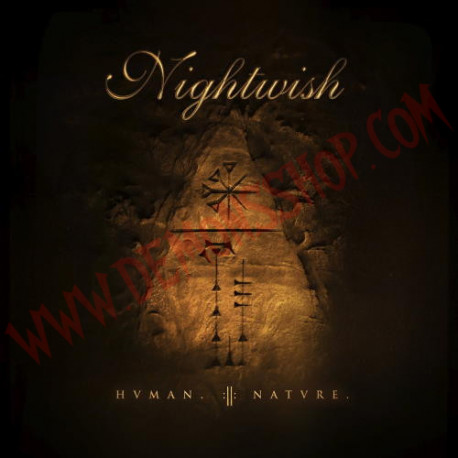 Vinilo LP Nightwish - HUMAN. :II: NATURE