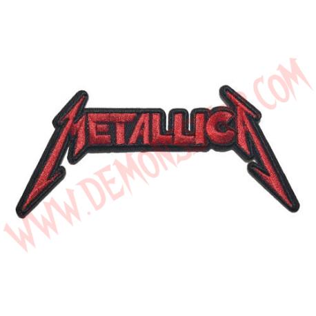 Parche Metallica