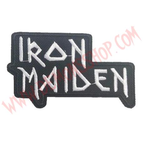 Parche Iron maiden