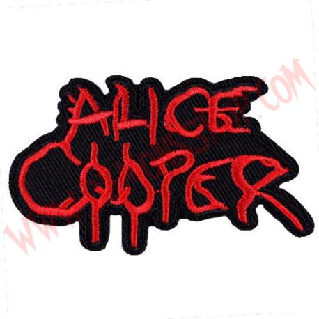 Parche Alice Cooper
