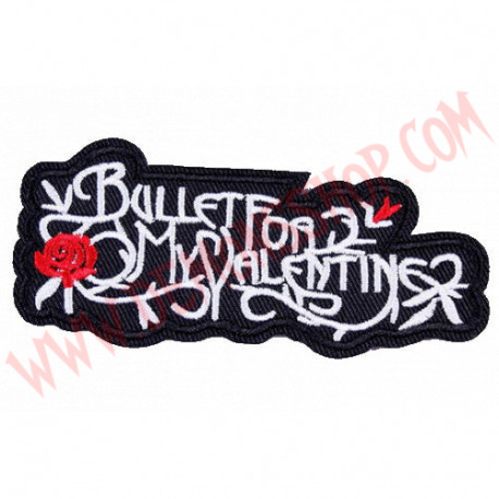 Parche Bullet for my Valentine