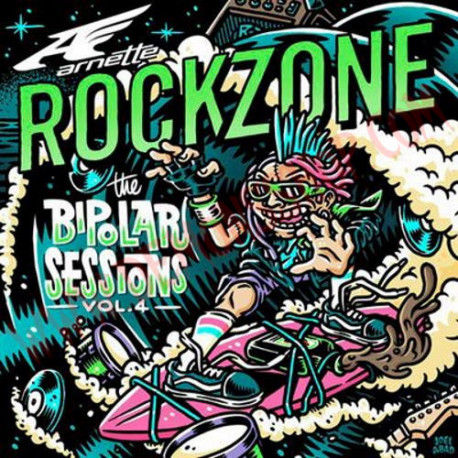Vinilo LP RockZone - The Bipolar Sessions 4