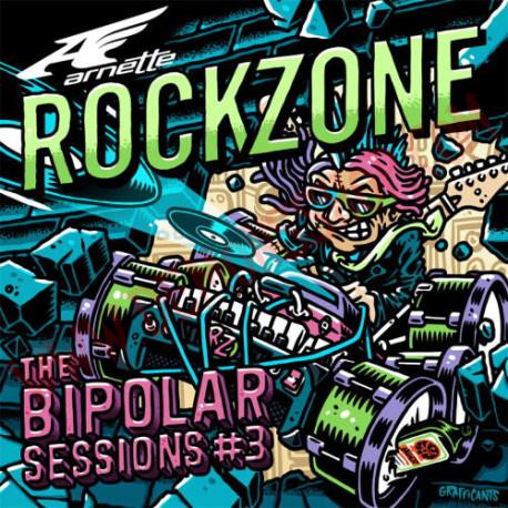 Vinilo LP RockZone - The Bipolar Sessions 3