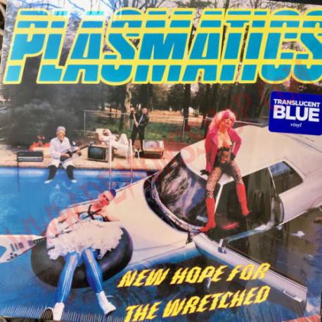 Vinilo LP Plasmatics – New Hope For The Wretched