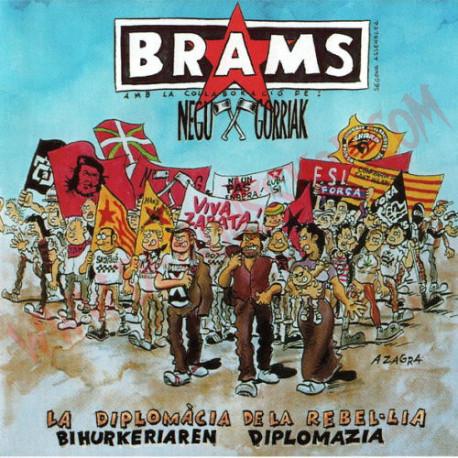 CD Brams - La Diplomàcia De La Rebel·lia