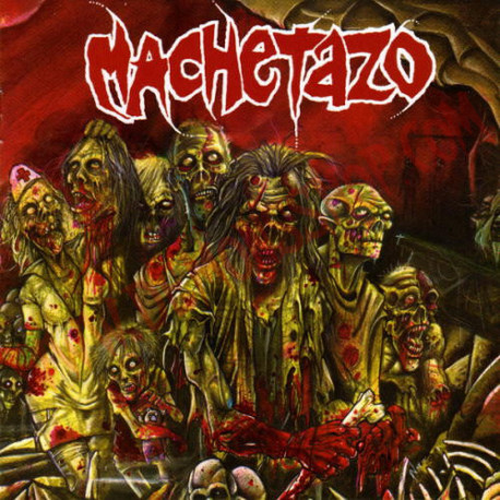 Vinilo LP Machetazo – Mundo Cripta