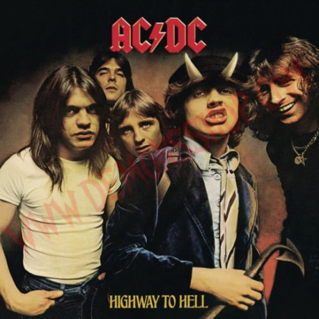 Vinilo LP ACDC – Highway To Hell