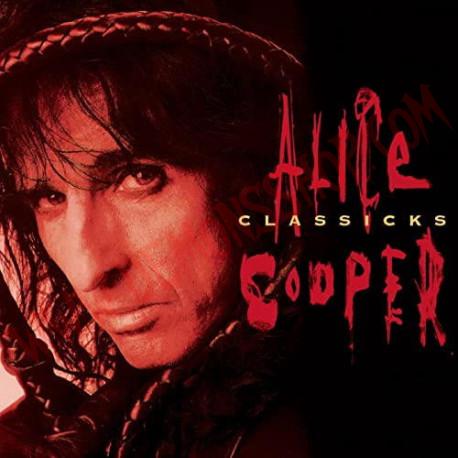 CD Alice Cooper – Classicks