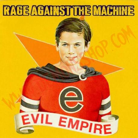 CD Rage Against The Machine - Evil Empire