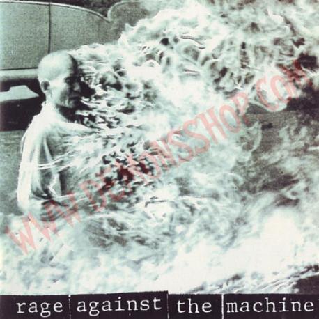 CD Rage Against The Machine - Rage Against The Machine