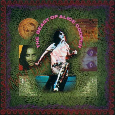 CD Alice Cooper - The Beast Of Alice Cooper