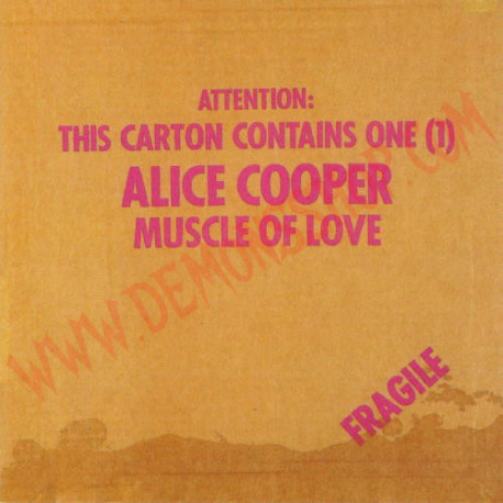 CD Alice Cooper – Muscle Of Love
