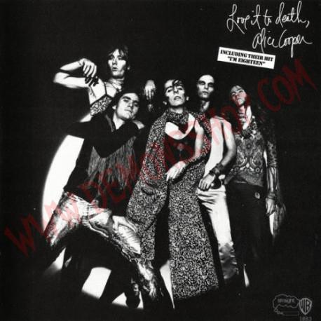 CD Alice Cooper – Love It To Death