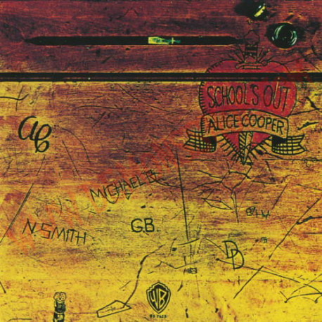 CD Alice Cooper – School's Out
