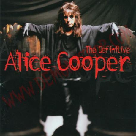 CD Alice Cooper – The Definitive