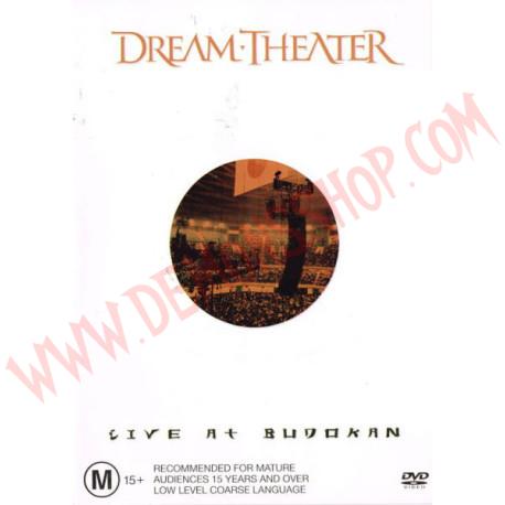 DVD Dream Theater - Live At Budokan