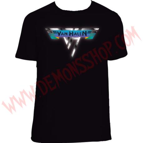 Camiseta MC Van Halen