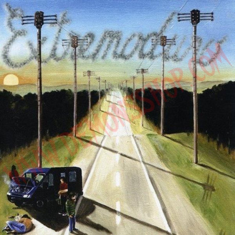 CD Extremoduro - Éxitos Y Fracasos: Episodio Primero