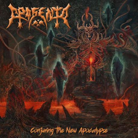 Vinilo LP Aposento - Conjuring the New Apocalypse