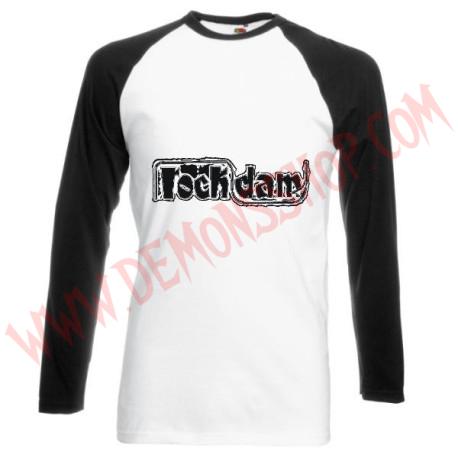 Camiseta Raglan ML Rock DAM