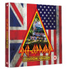 DVD Def Leppard - London to Vegas