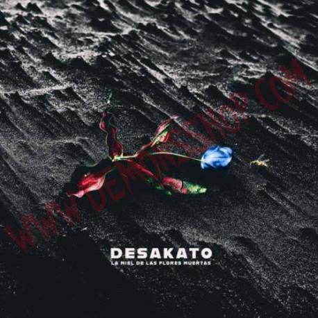 CD Desakato - La Miel De Las Flores Muertas