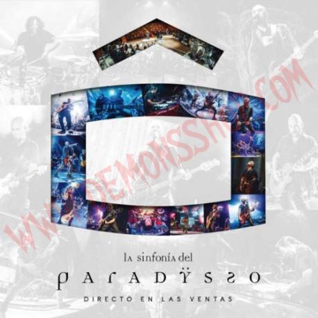 CD Sober - La Sinfonía Del Paradÿsso. Directo En Las Ventas
