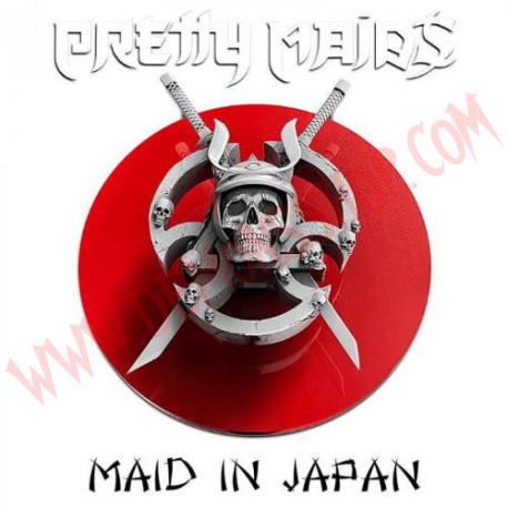 DVD Pretty Maids - Maid In Japan - Future World Live 30 Anniversary