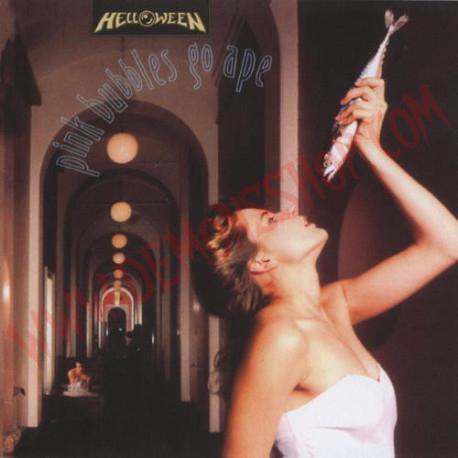 CD Helloween - Pink Bubbles Go Ape