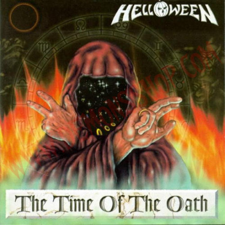 Vinilo LP Helloween - The Time Of The Oath