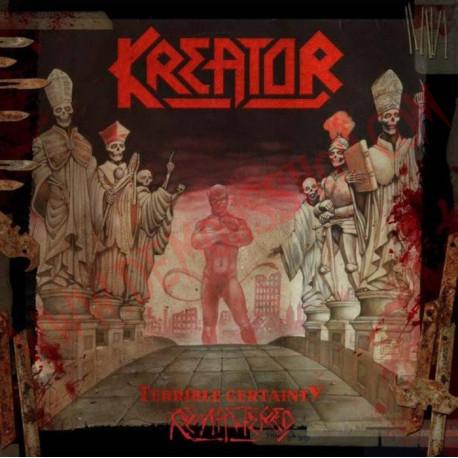 Vinilo LP Kreator - Terrible Certainty