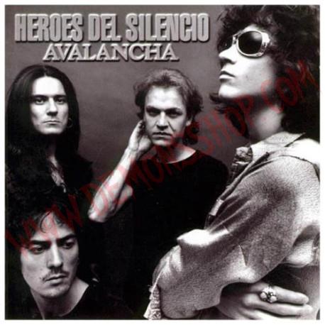 CD Heroes del Silencio - Avalancha