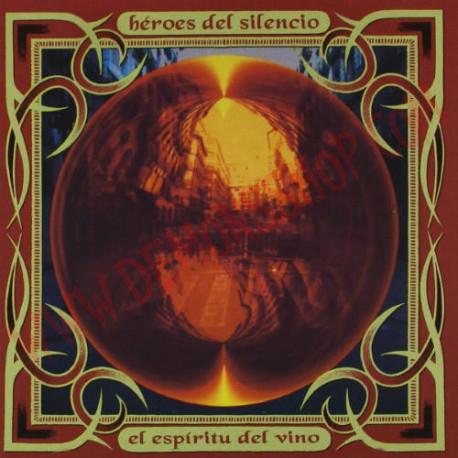 CD Heroes del Silencio - El Espiritu Del Vino