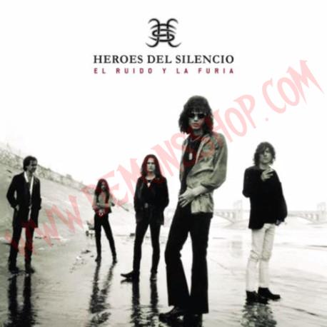 CD Heroes del Silencio - El Ruido Y La Furia