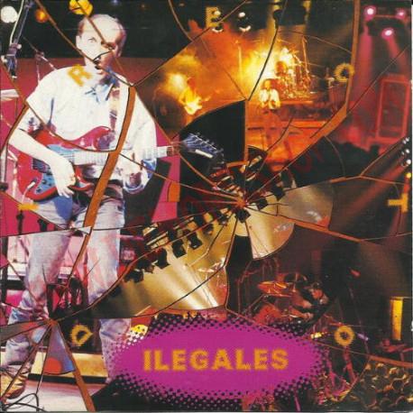 CD Ilegales - Directo